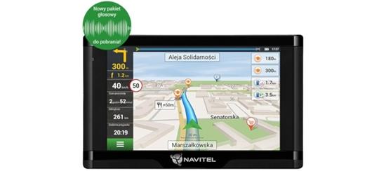 Nawigacja GPS Navitel E500 Magnetic