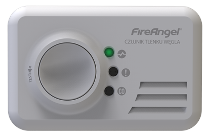 Czujnik tlenku węgla CO-9X10 FireAngel