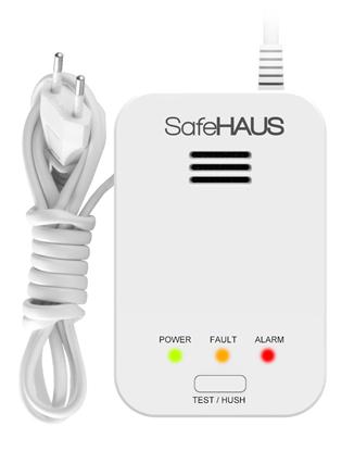 Czujnik gazu ziemnego oraz LPG SHG-02 SafeHAUS
