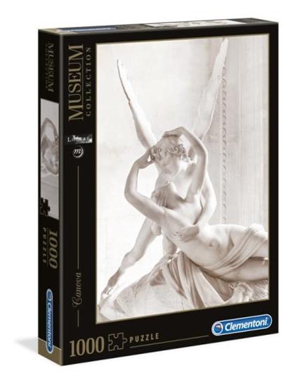 Clementoni Puzzle 1000el Museum - Cupid and Psyche 39432 p6, cena za 1szt. (39432 CLEMENTONI)