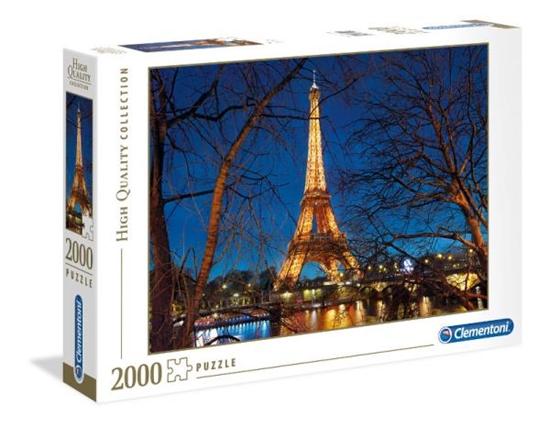 Clementoni Puzzle 2000el HQ Paris 32554 p6, cena za 1szt. (32554 CLEMENTONI)