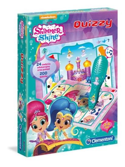 PROMO Clementoni Quizy Shimmer i Shine 60967  p6, cena za 1szt. (60967 CLEMENTONI)