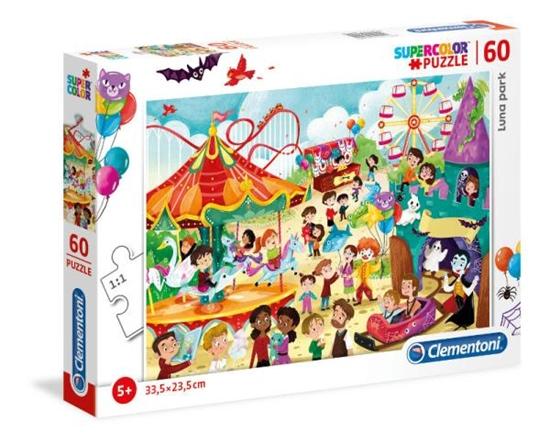 Clementoni Puzzle 60el Luna Park 26991 p6 (26991 CLEMENTONI)