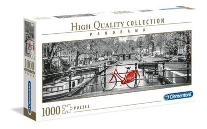 Clementoni Puzzle 1000el HQC Panorama Amsterdam 39440 p6, cena za 1szt. (39440 CLEMENTONI)