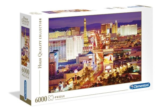 Clementoni Puzzle 6000el Las Vegas 36510 (36510 CLEMENTONI)