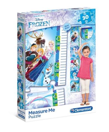 Clementoni Puzzle 30el Miarka Frozen 20325 p6, cena za 1szt. (20325 CLEMENTONI)