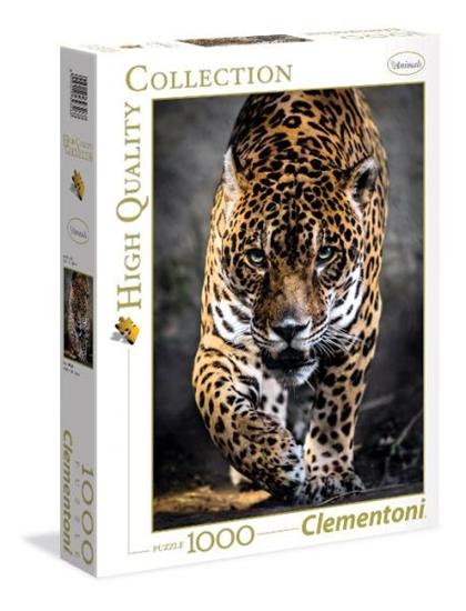Clementoni Puzzle 1000el HQ Walk of the Jaguar 39326 p6, cena za 1szt. (39326 CLEMENTONI)