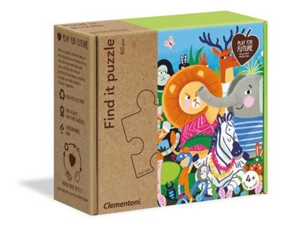 "Clementoni Puzzle ""Znajdź to"" Wiosna 50173 (50173 CLEMENTONI)"