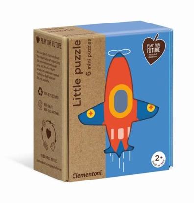 Clementoni Małe puzzle Transport 50166 (50166 CLEMENTONI)