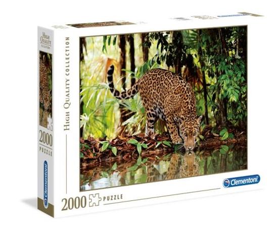 Clementoni Puzzle 2000el Leopard 32537 p6, cena za 1szt. (32537 CLEMENTONI)