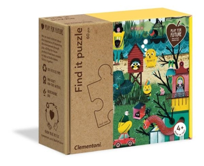 "Clementoni Puzzle ""Znajdź to"" Jesień 50174 (50174 CLEMENTONI)"