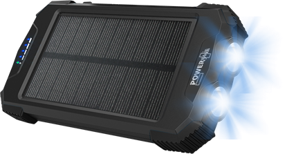 POWER PLUS Beluga - Powerbank 10 000 mAH USB C