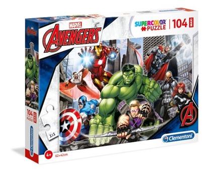 Clemantoni 104  Maxi The Avengers (23688 CLEMENTONI)