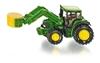SIKU Traktor z chwytakiem do bel (1379)
