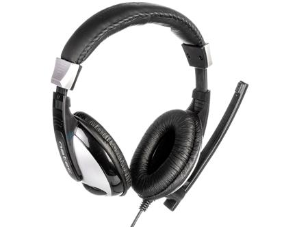 Słuchawki NATEC CRANE + mikrofon NSL-0780