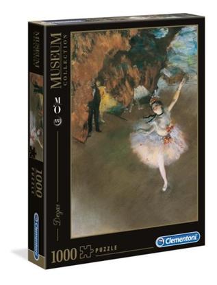 Clementoni Puzzle 1000el Degas: Ballet 39379 p6, cena za 1szt. (39379 CLEMENTONI)