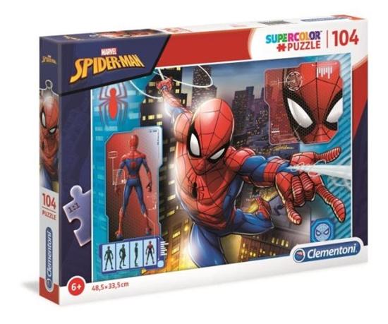 Clementoni Puzzle 104el Spider-Man 27118 p6 (27118 CLEMENTONI)