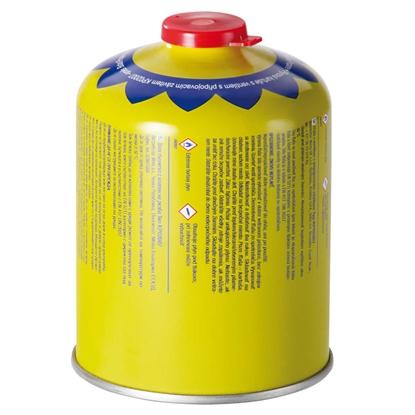 Kartusz wkład nabój gazowy do kuchenki palnika na gaz - gwint 7/16 450g