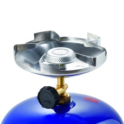 Kuchenka turystyczna kempingowa SOLO na butlę gazową LPG 1.2kW
