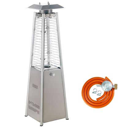 Lampa gazowa grzejnik stołowy na gaz PIRAMIDA MINI na gaz