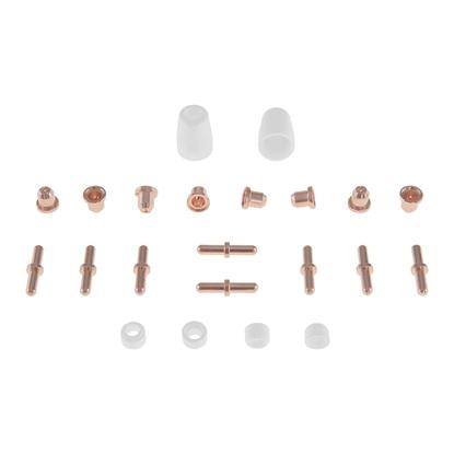 Części zapasowe do przecinarek plazmowych CUT-60-80 zestaw 22 elem.