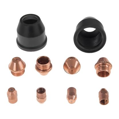 Części zapasowe do przecinarek plazmowych CUT-120 zestaw 10 elem.