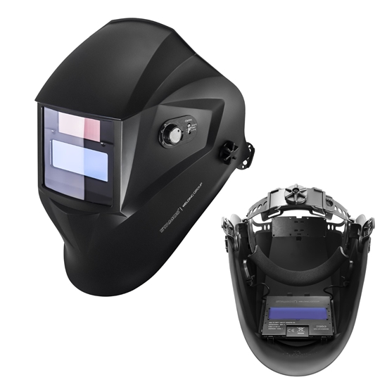 Maska przyłbica spawalnicza automatyczna samościemniająca z funkcją grind OPERATOR EASY