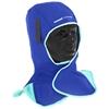 Kaptur spawalniczy z bawełny niepalnej uniwersalny niebieski Stamos SWH01
