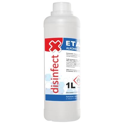 ETANOL - Alkohol etylowy skażony DISINFECT 99% 1L