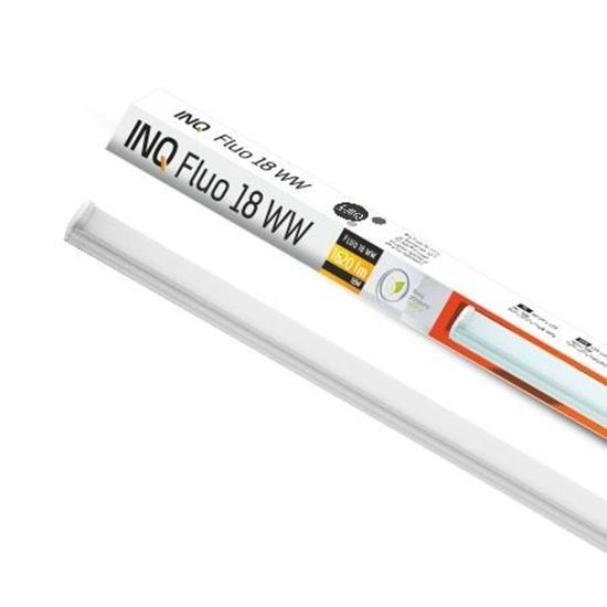 OPRAWA LED FLUO 18 BELKA 18W 1620lm 3000K IP44 120cm INQ