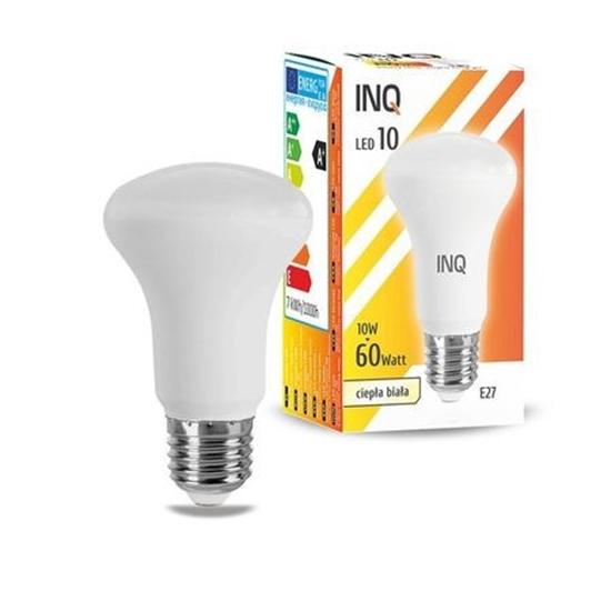 LAMPA LED  R63 E27  10W  3000K 800lm INQ