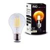 LAMPA LED  DECO 8 E27 BULB A60 EDISON 8W 800lm 2700K INQ