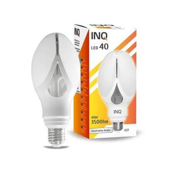 LAMPA LED E27  BULB PROFI  40W  T90 3800lm 4000K INQ