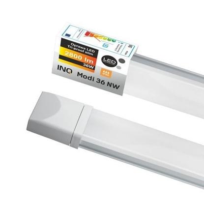 OPRAWA LED MODI 36W 2800LM 4000K IP65 120cm