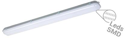 OPRAWA  LED HOLDA 40W zintegrowana 3600lm IP65 1200mm 4000K ELEKTRO