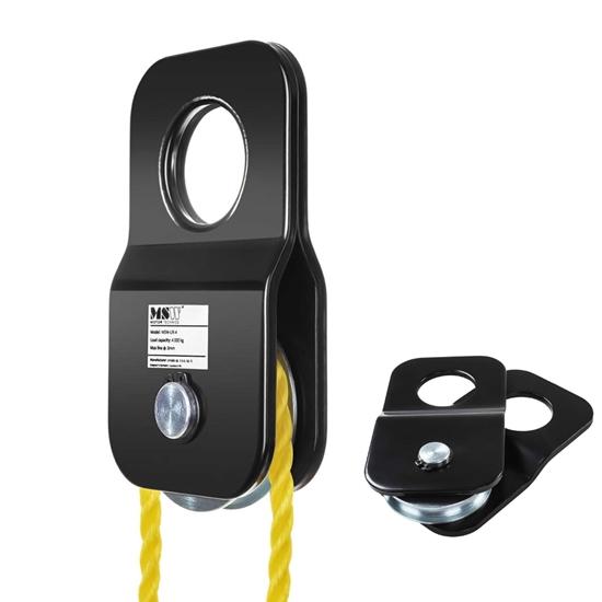 Zblocze bloczek do wciągarki wyciągarki linowej do 4 ton 4T