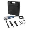 Elektryczne nożyce do blachy falistej i trapezowej MSW BLS-100 do 2,5 mm