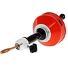 Przepychacz udrażniacz spirala żmijka do rur ręczny 7.5m MSW-DRAIN CLEAN 7.6