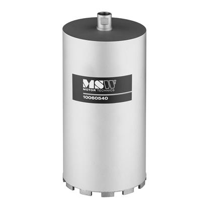 Wiertło diamentowe do wiercenia w betonie kamieniu 162 x 300 mm MSW-DCD-300/112