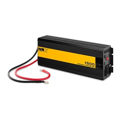 Przetwornica napięcia samochodowa do akumulatora 1500/3000W