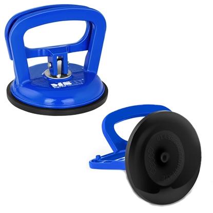 Uchwyt przyssawka do przenoszenia szyb nośność do 50 kg 2 szt.