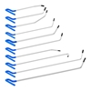 Zestaw naprawczy PDR do usuwania wyciągania wgnieceń w karoserii - 21 elementów