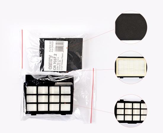 Filtr Hepa i Filtr wylotowy do odkurzacza CR7037 CR 7037.2
