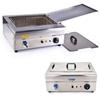 Smażalnik z półką patelnia do pączków lub ryb 12L
