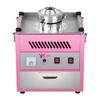 Maszyna do waty cukrowej na prąd bez pokrywy