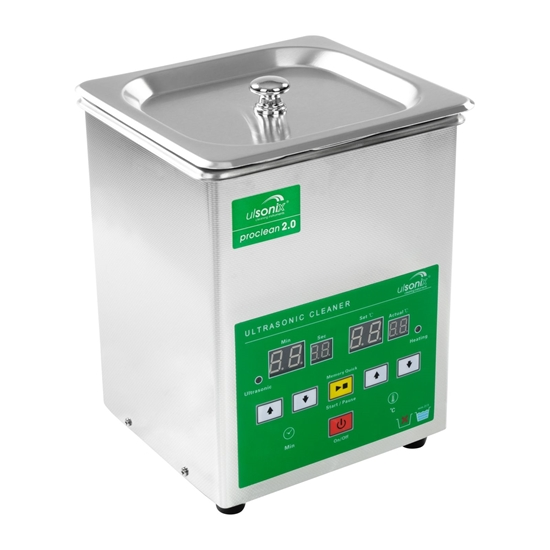 Myjka wanienka ultradźwiękowa PROCLEAN 2.0 pojemność 2L