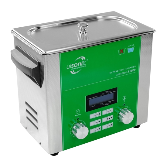 Myjka ultradźwiękowa PROCLEAN 3.0DSP DEGAS SWEEP PULSE pojemność 3L