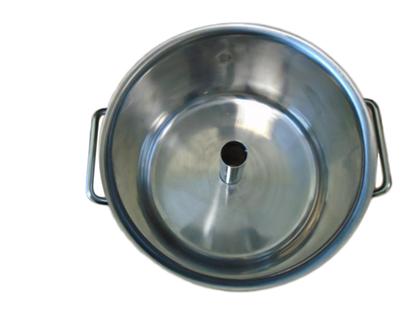 Garnek stalowy do szatkownicy kuchennej do kutra RCKC-6000