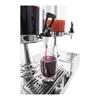 Dyspenser dozownik do napojów chłodzący na lód 2 x 7L