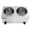 Bemar elektryczny podgrzewacz do zupy 300W 230V 2 x 3.8L